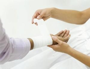 Оказание первой помощи в домашних условиях